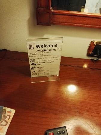 Hotel Novecento: IMG_20160609_230137_large.jpg
