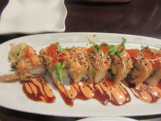 Crab Roll Okayama Japanese Restaurant Japan Town San Jose Ca