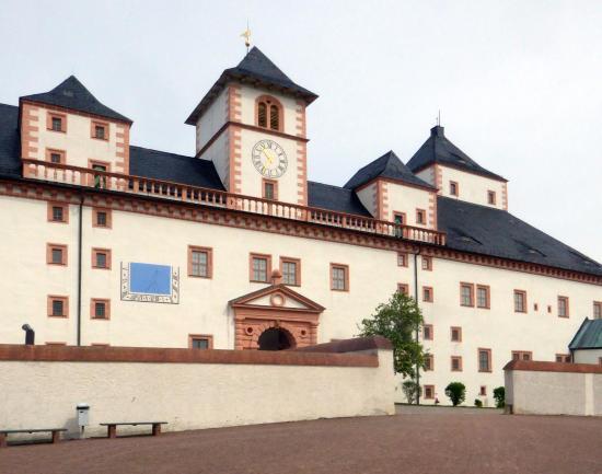 Augustusburg, ألمانيا: Schloss Augustusburg, UNESCO-världsarv