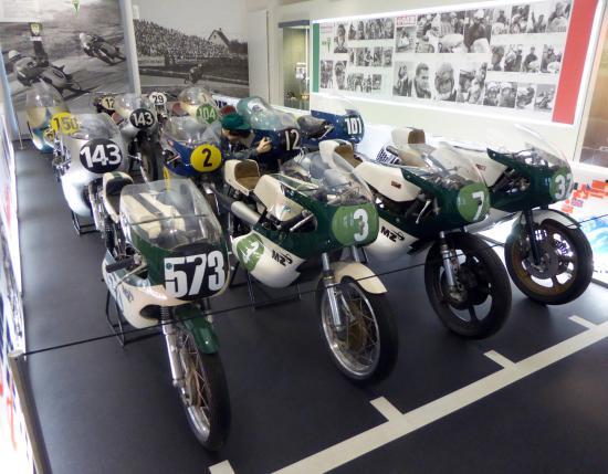 Augustusburg, ألمانيا: MZ Road Racing
