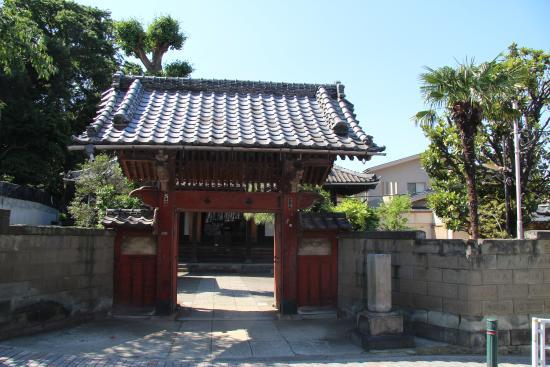Koishikawa Zenko-ji Temple