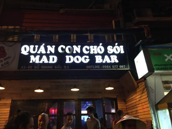 Mad Dog Bar
