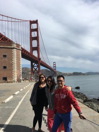 แดนวิลล์, แคลิฟอร์เนีย: Golden Gate on a beautiful morning