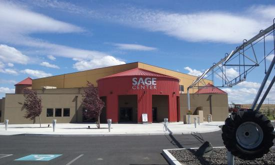 Boardman, Oregón: The SAGE Center