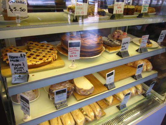 Village Cafe at Whiteman Park: Various selections