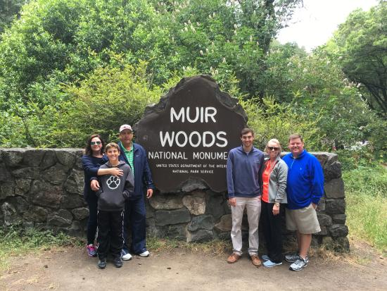 Danville, Califórnia: Muir Woods National monument