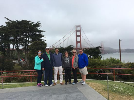 Danville, Califórnia: Photo Op!! This spot is likely to be visited on your San Francisco tour...