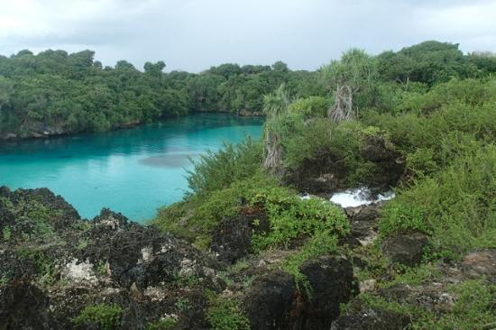 Sumba, Indonesia: beautiful Lagoon