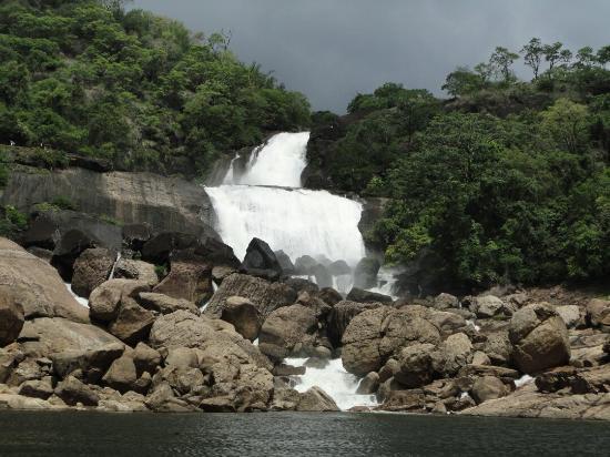 Banatheertham Falls