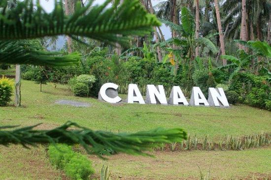 Caibiran, Philippines: The Welcome Landmark