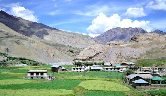 Pin Valley National Park (Lahaul and Spiti District ...