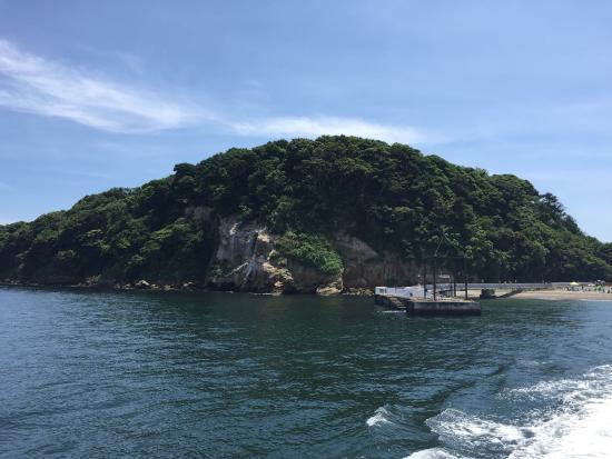 Sarushima Island (Monkey Island): 猿島