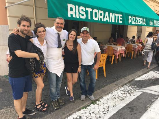 Auténtica comida Italiana