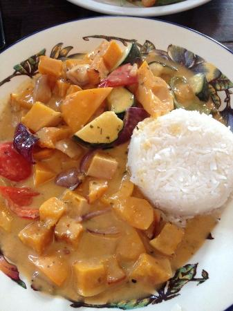 Bexhill-on-Sea, UK: Thai Veggie Curry
