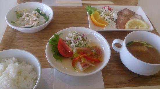 Sazanami Factory Kitchen