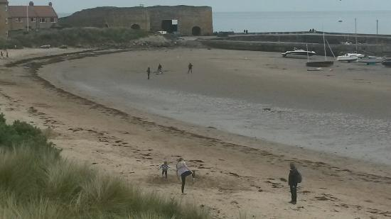 Beadnell Bay Beach