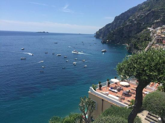 Hotel Marincanto: Gorgeous views and easy access to beach.