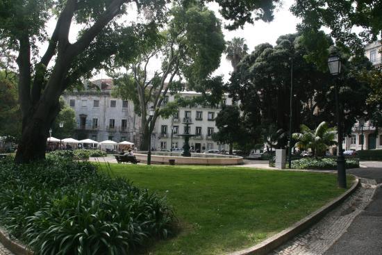 Alfredo Keil Garden