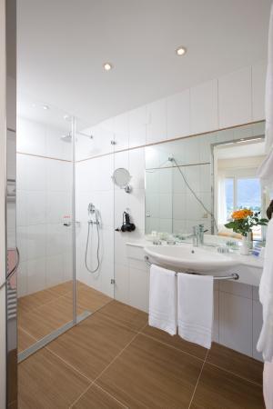 Hotel Tobler: Badezimmer