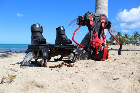 Adrenaline asd: Flyboard e Jetpack