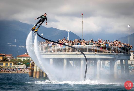 Adrenaline asd: Flyboard