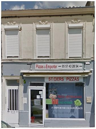 St Ciers Pizzas