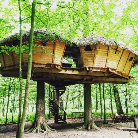 Les Cabanes de Fontaine