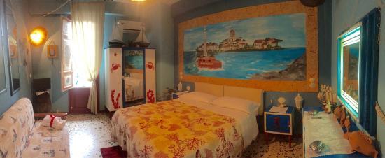 Fantastico soggiorno al B&B Sicilia in Miniatura, stanza \
