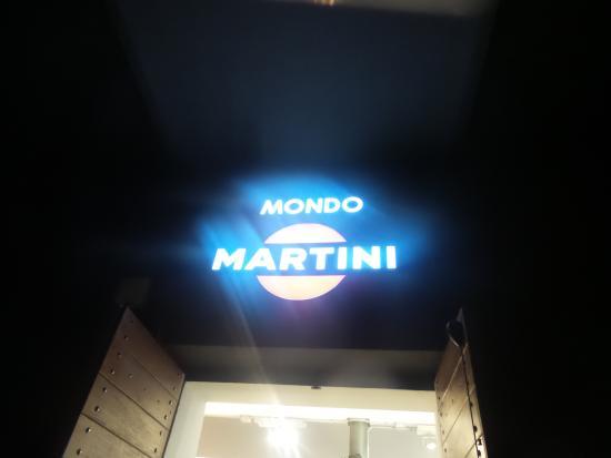 Mondo Martini - il Museo - Picture of Casa Martini - Martini & Rossi ...