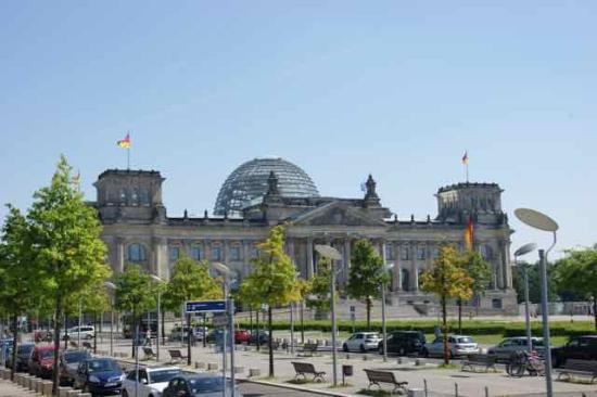 Rigsdagen Berlin - Billede af Den Tyske Forbundsdag, Berlin - TripAdvisor