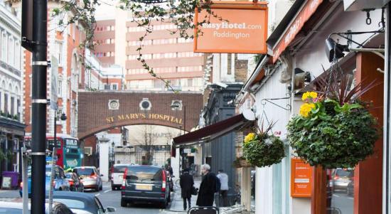 Photo of easyHotel Paddington London
