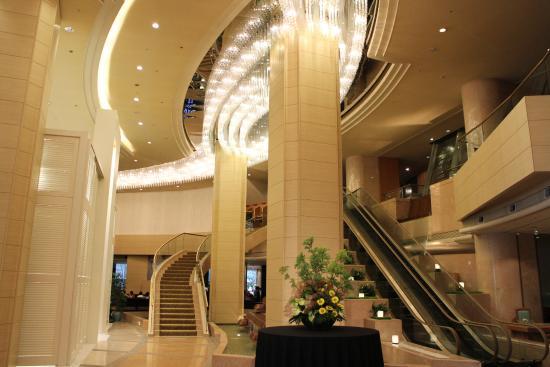 ANA Crowne Plaza Hotel Kanazawa : ロビーです