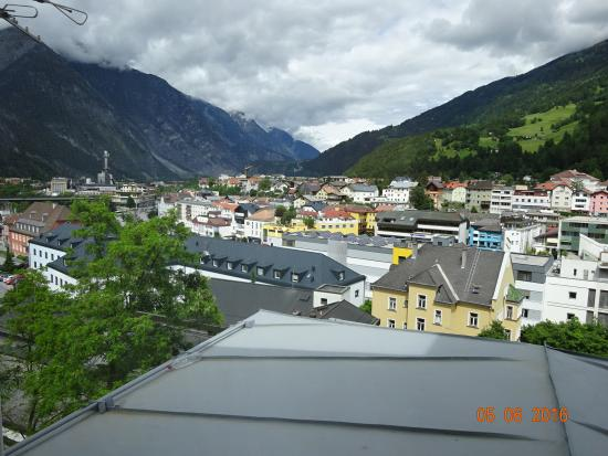 Hotel Sonne: View from Bedroom