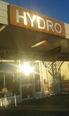 Twizel, Nya Zeeland: Hydro Cafe