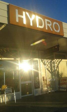 Twizel, Νέα Ζηλανδία: Hydro Cafe