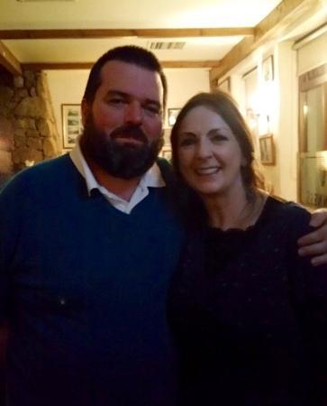 Crolly, Irlanda: Moya & I