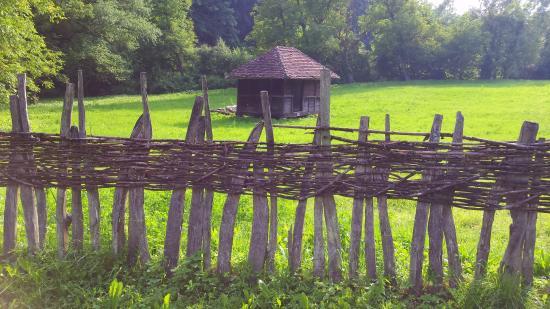 Valjevo, Serbia: fence
