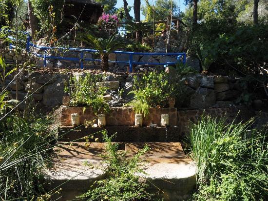 Picture of jardin de los sentidos altea for Jardin de los sentidos