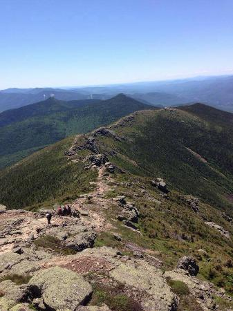 Franconia Notch State Park: Franconia loop hike 8)