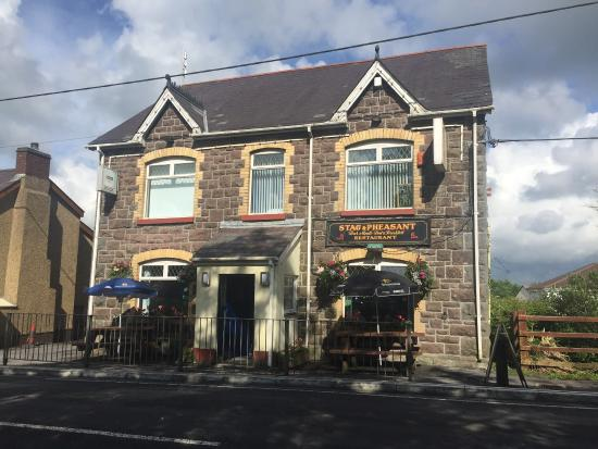 the stag and Pheasant inn