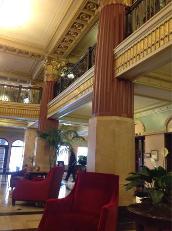 Hilton President Kansas City: Lovely hotel in the heart of Kansas City