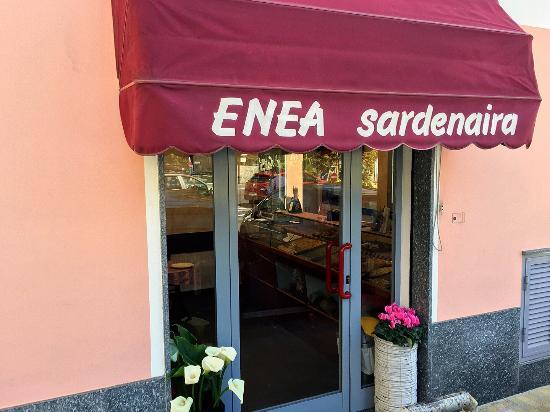 Enea Sardenaira, Sanremo - Restaurant Bewertungen, Telefonnummer ...