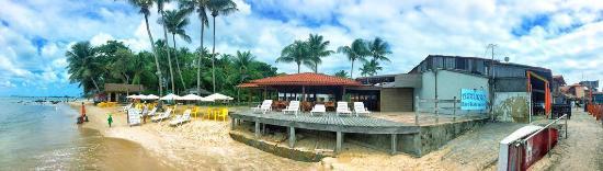 Hotel Village Paraíso Tropical: vista restaurante Azzurro