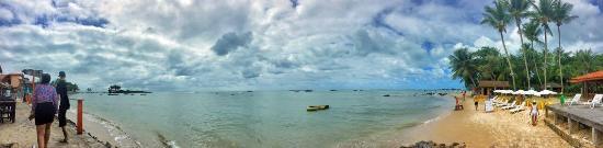 Hotel Village Paraíso Tropical: praia