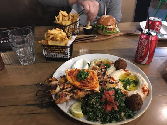 Voted Best Lebanese Food In Sydney