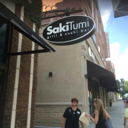 Saki Tumi Grill & Sushi Bar: Streetview