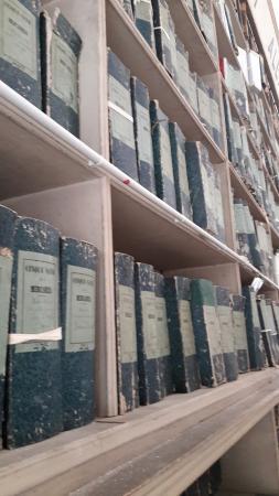 Archivio di Stato: Bücher, Bücher, Bücher...