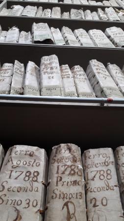 Archivio di Stato: ... und noch mehr Bücher