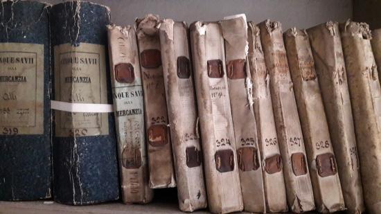 Archivio di Stato: ...Bücher