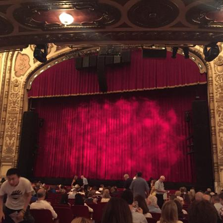 View from L orchestra p 5 - Picture of Cadillac Pa Theatre ...